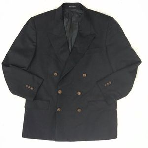 Classic Yves Saint Laurent double breasted Blazer
